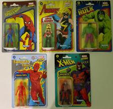 5 Kenner Marvel Legends Action Figures