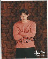 Nicholas Brendon - Buffy signed photo