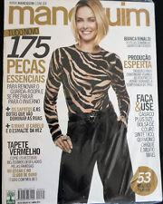 MANEQUIM  BRAZILIAN MAGAZINE 661 - APRIL 2014 - BIANCA RINALDI
