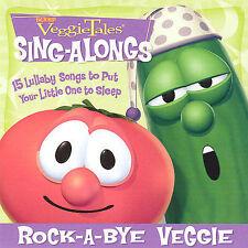 VEGGIETALES - Rock-A-Bye Veggie - CD ** Brand New ** Veggie Tales
