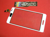 INVIO PRO1 VETRO+TOUCH SCREEN per LG OPTIMUS F6 D500 D505 per DISPLAY Lcd BIANCO