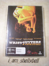 New WRISTCUTTERS - A LOVE STORY on DVD Region 4