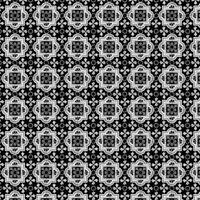1: 12th Schwarz Gestützt Grau Kunstvolles Design Fliese Blatt Mit Schwarz Mörtel