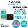 ALCATEL POP D3 4035D - UNLOCKED BRAND NEW 4 Inch DUAL SIM CHEAP 3G ANDROID PHONE