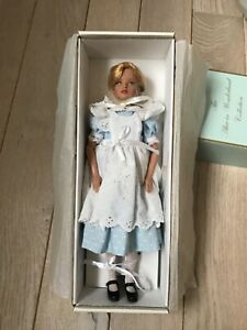 original Tonner collectible doll classic Alice in wonderland Marley