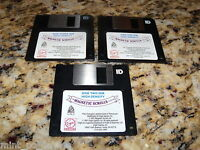 Magnetic Scrolls (PC, 1991) Game MS-Dos 3.5 Inch Floppy Disks (Near Mint)