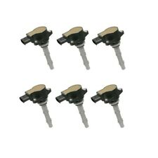 Set of 6 Ignition Coils Delphi For: Dodge Sprinter 2500 Mercedes Benz W203 S203