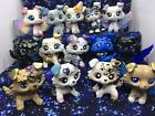Mini Toy Pet Shop LPS CUSTOM COLLIE LOT OF 2 DOGS Random Very Nice, Hand Painted