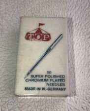 Box 50 Top 29-49 curved needles vintage Blind stitch industrial machine 100-4
