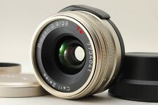 【MINT】Contax CarlZeiss Biogon G 28mm f/2.8 T* Lens for G1 G2 w/Caps & HOOD #0062