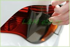 Best Car Light film Vinyl Wrap Headlight Taillight Transparent Different Colours