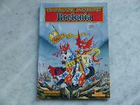 Warhammer Fantasy Armeebuch - Bretonia - Games Workshop - Ergänzungsbuch