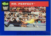1991 Classic WWF WWE #89 Mr Perfect