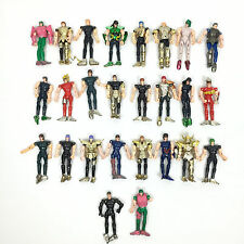 Lot 26 Figurine Figure Saint Seiya Les Chevaliers Du Zodiaque + Armure  Vintage