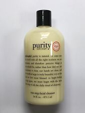 Philosophy Purity Made Simple One Step Facial Cleanser 16 fl oz