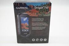 NEW Garmin Oregon 750 Touchscreen GPS/Glonass Handheld Receiver 010-01672-20