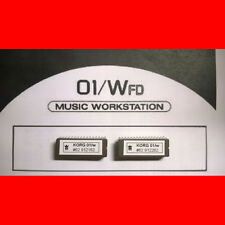 KORG O1/w 01/w firmware OS upgrade: version #62