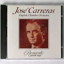 José Carreras - Romantic Spanish Songs (CD Album, 1992 Kaz Records)