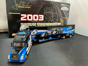Team Caliber Mark Martin Owner Series Viagra Tractor Truck w Trailer 1/64 NASCAR