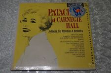New Sealed PATACHOU at carnegie hall LP AFLP-2109 Vinyl 1963 Mono Extremely Rare