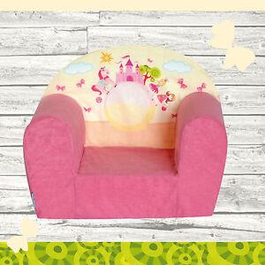 Kindersessel MINI Kindercouch Sessel Kindermöbel Sofa Minisessel FORTISLINE