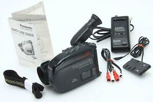 Panasonic PV-IQ504D VHS-C Camcorder Palmcorder IQ - TRANSFER READY 390357