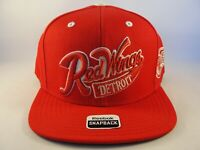 Detroit Red Wings NHL Reebok Snapback Hat Cap