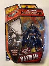 Mattel DC Comics Multiverse Batman Arkham City Armored Batsuit Figure