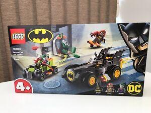 LEGO 76180 Batman vs The Joker: Batmobile Chase BNIB Age 4+ Batman Batgirl Joker