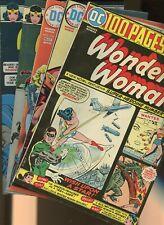 Wonder Woman 214,215,216,220,222 *5 Book Lot* DC Comics! Justice! Vol.1,Hero!