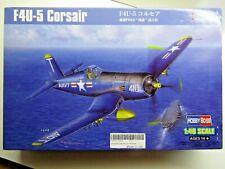 """Hobbyboss 1:48 Scale """"F4U-5 Corsair"""" Assembly Kit"""