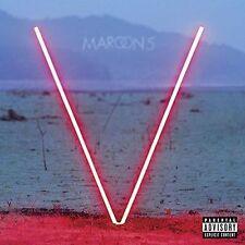 MAROON 5 (V - CD SEALED + FREE POST)