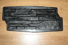 CONCRETE PAVING MOULD -  CHEAPEST ON EBAY Wall tile , cladding , 52-8