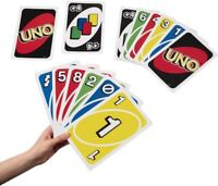 Mattel Games - UNO: Classic Giant [New ] Card Game, Table Top Game