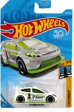 2018 Hot Wheels #263 Checkmate '12 Ford Fiesta