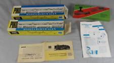 Modelleisenbahn Zub. - 3x Schachtel + 2x Anleitung - Piko + VEB Modellgleis /321