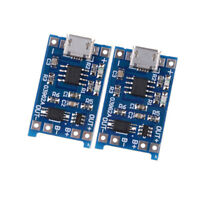 10Pcs/set 5V Micro USB 1A 18650 Lithium Battery Charging Board Charger Module TO