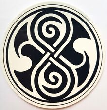 Gallifrey - Seal of Rassilon - Doctor WHO Vinyl Sticker