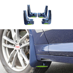 For BMW X3 G01 2018-2021 ABS Blue Front Rear Left Right Mud Flap Splash Guard