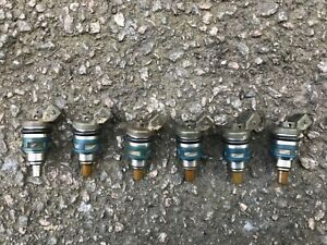 NISSAN 300ZX TWIN TURBO INJECTORS