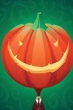 Spookies 150 Blank Notebooks: Pumpkinhead Jack Notebook : 150 Page Notebook...