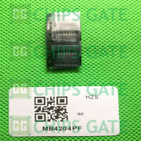 3PCS MB4204PF Encapsulation:SMD,QUAD COMPARATOR