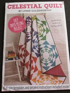 Celestial Quilt Sewing Pattern Love Patchwork And Quilting Lynne Goldsworthy...