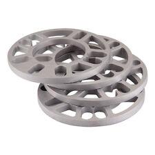 4X 10 mm Rueda Separadores de aleación Cuñas Separador universal para automóvil