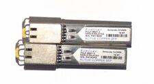 Finisar FCLF-8521-3 1000Base-TX Copper Mini GBIC SFP Module Inc