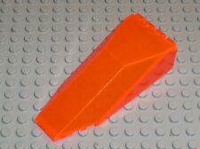 LEGO TrNeonOrange Windscreen ref 2507 / set 6973 5049