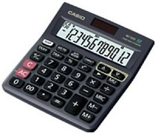 Citizen CT 555N Desktop Calculator 2 Digit LCD Dual Power Check and Correct