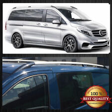 Mercedes Vito Viano W639 W447 Dachreling EXTRA LANGE RADSTAND ab Bj.2004 Silver