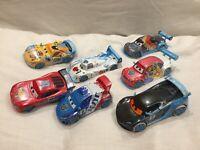Disney Pixar Cars 7 WGP ICE RACERS BUNDLE LEWIS 1:55 Diecast TOKYO DRIFT MATER