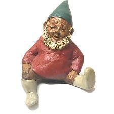 "* 3 1/2 "" Tom Clark Gnome Figure ""Jason"" Shelf Sitter"